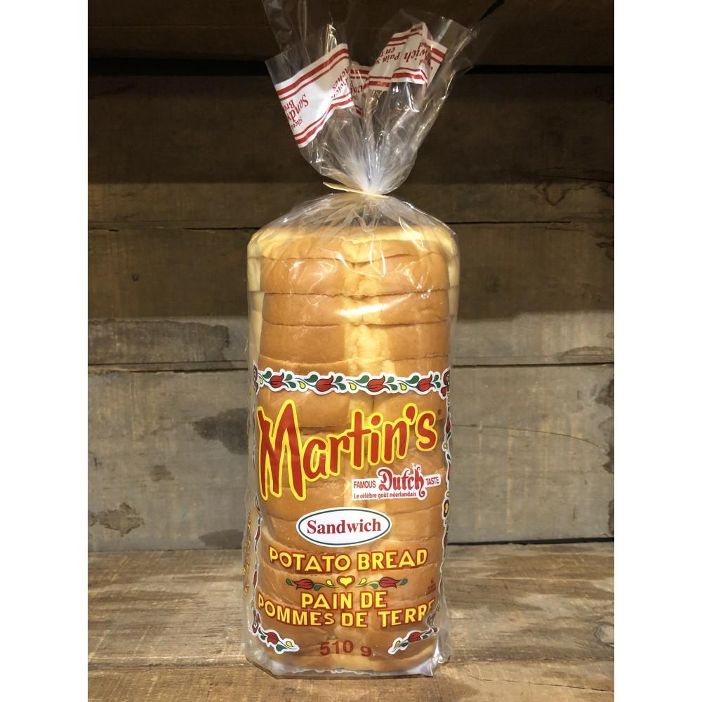 MARTIN'S - POTATO BREAD (510G)