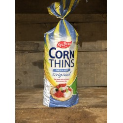 REAL FOODS - CORN THINS